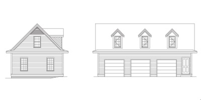 House Plan The Barnett