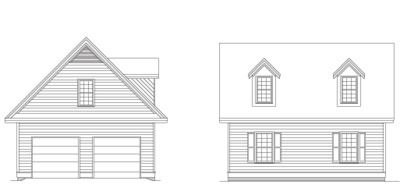 House Plan The Hogan