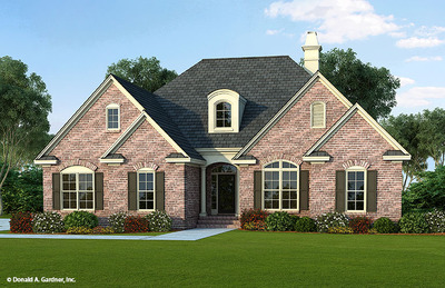 House Plan The Oglethorpe