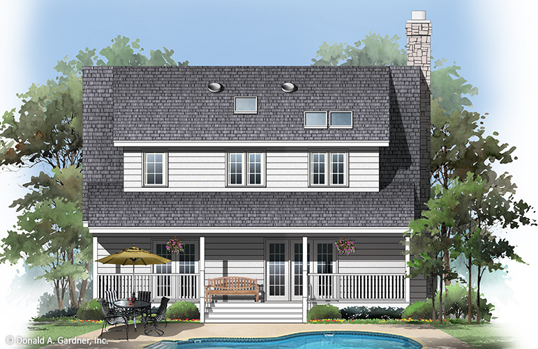 The Laurel House Plan Home Design And Style