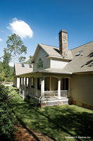 Side Exterior House Plan