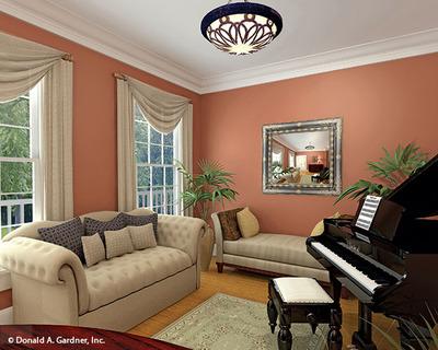 Sitting Room House Plan