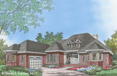 House Plan The Isabella