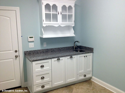 Utility Room House Plan