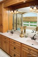 Master Bathroom House Plan