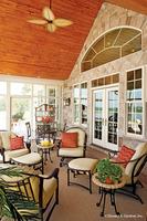 Screen Porch House Plan