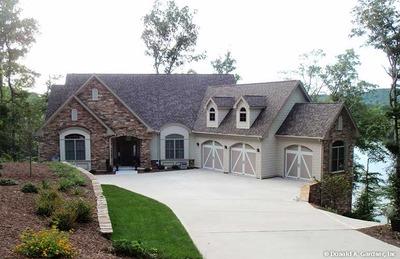House Plan The Touchstone