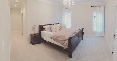 Master Bedroom House Plan