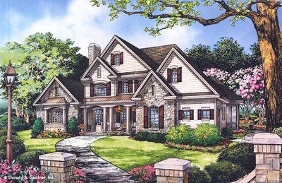 House Plan The Holden