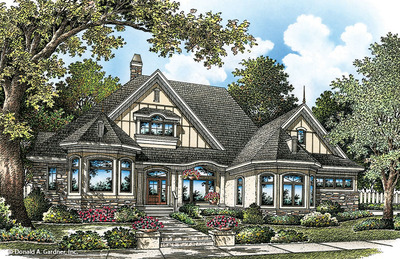 House Plan The Marcourt