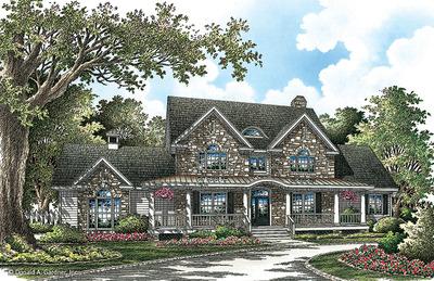 House Plan The Riverdale