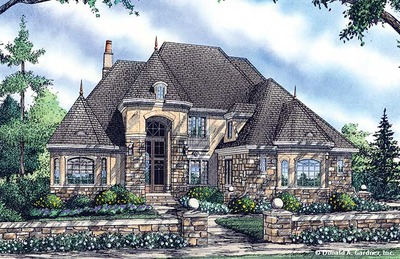 House Plan The Amalita