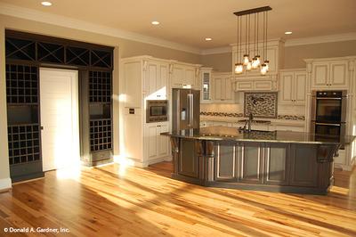 Kitchen House Plan