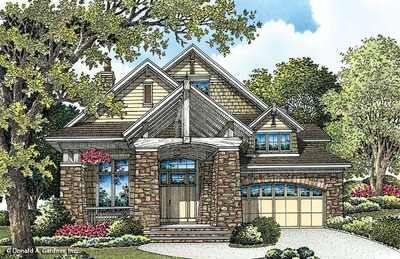 House Plan The Bainbridge