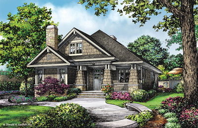 House Plan The Park Ridge