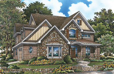 House Plan The Rutherford