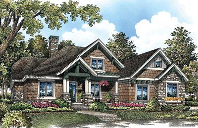 House Plan The Evanston
