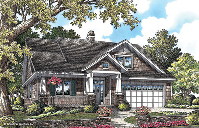 House Plan The Riverpointe