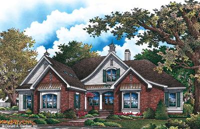 House Plan The Sutton