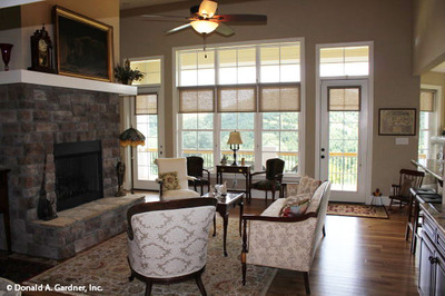 Great Room House Plan