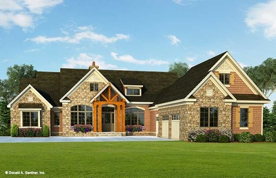 House Plan The Henningridge