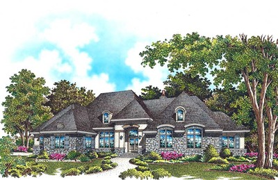 House Plan The Windsor Trace