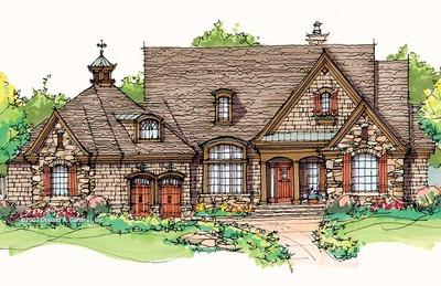 House Plan The Broadleaf