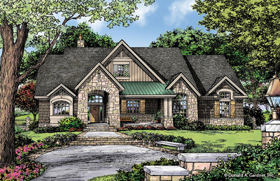 House Plan The Baskerville