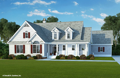 House Plan The Sunspring
