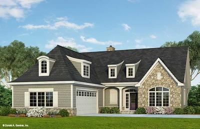 House Plan The Mahoney