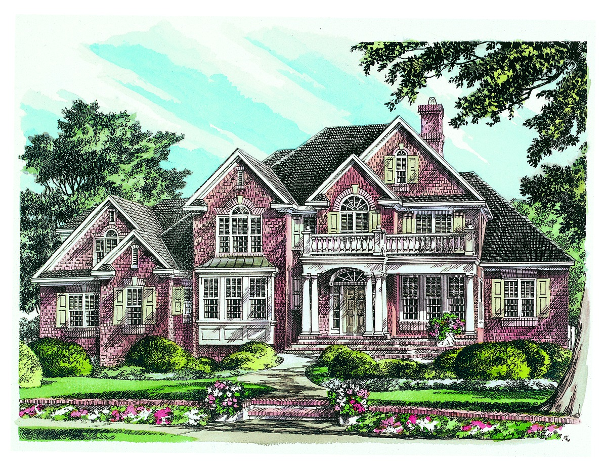 The Ballenger House Plan Images See Photos Of Don