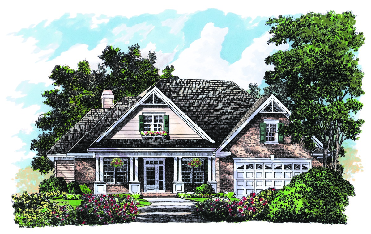 The giovanni house plan details by donald a gardner for Donald a gardner home designs