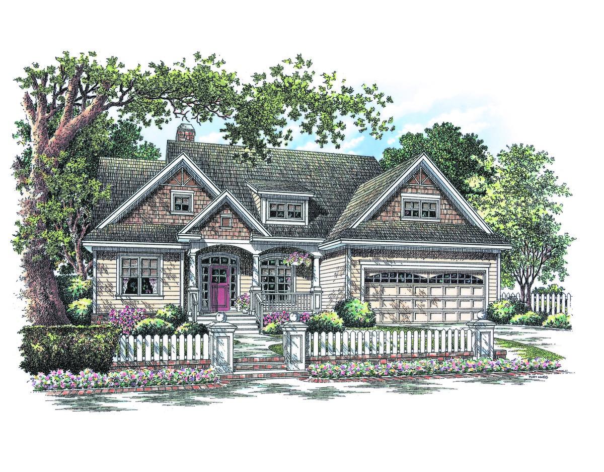 Economical Ranch Home Design Houseplansblog