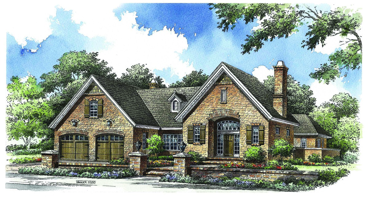 Tuscan Home Plans Donald A Gardner House Plans