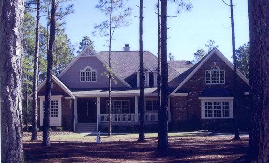 The Clarkson - House Plan #1117