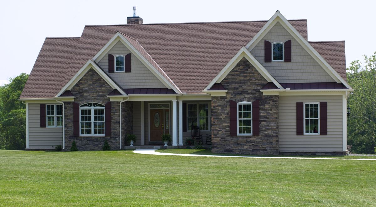 Swell One Story Vs Two Story Homes Houseplansblog Dongardner Com Largest Home Design Picture Inspirations Pitcheantrous
