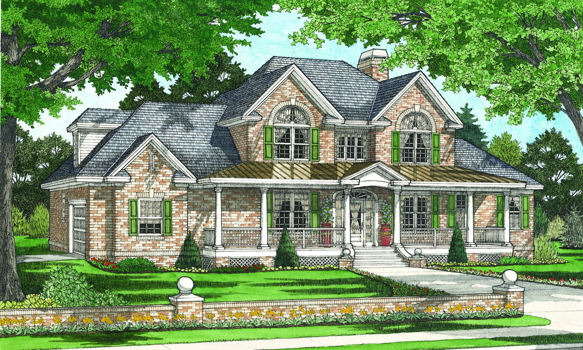 Southern plantation home plans house floor plan designs for Plantation home designs