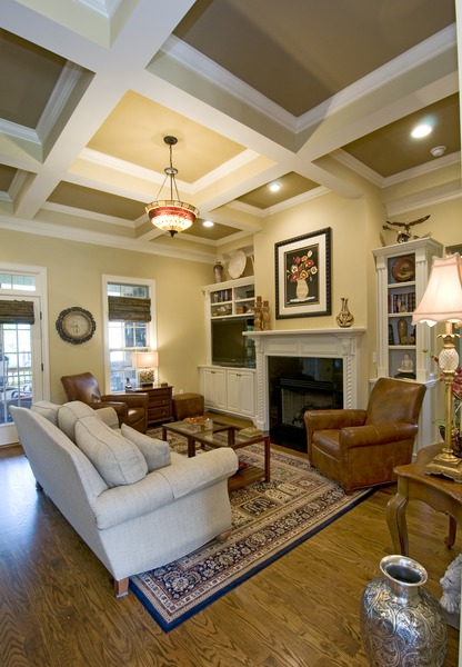 Coffered: The Runnymeade - Plan #1164