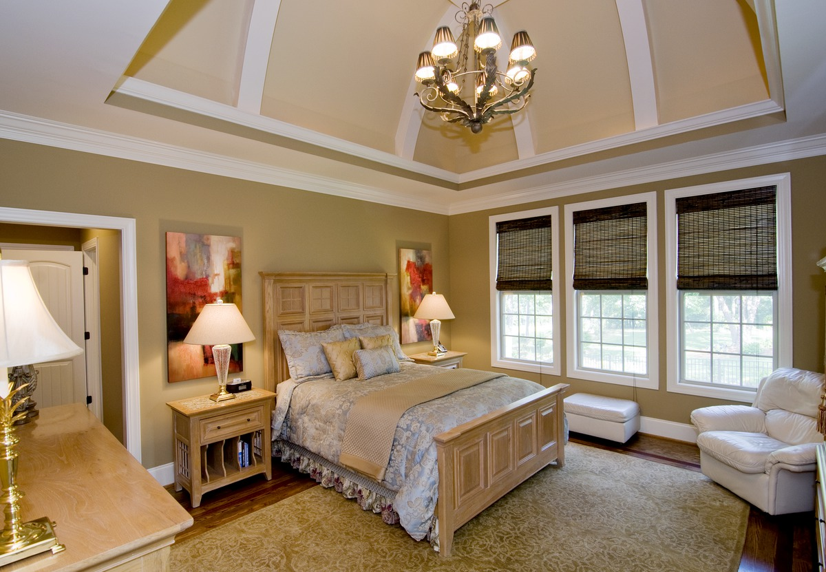 Custom Ceilings: The Runnymeade - Plan #1164
