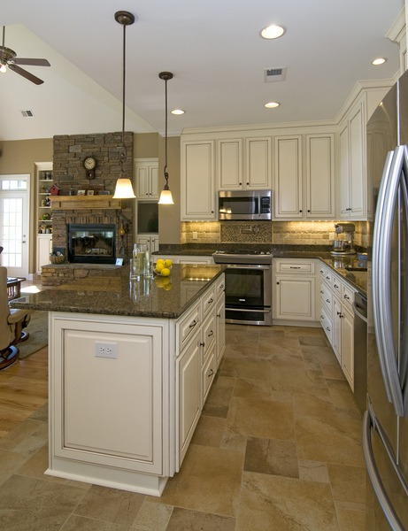 Kitchen of The Whitcomb - Plan #1218-D