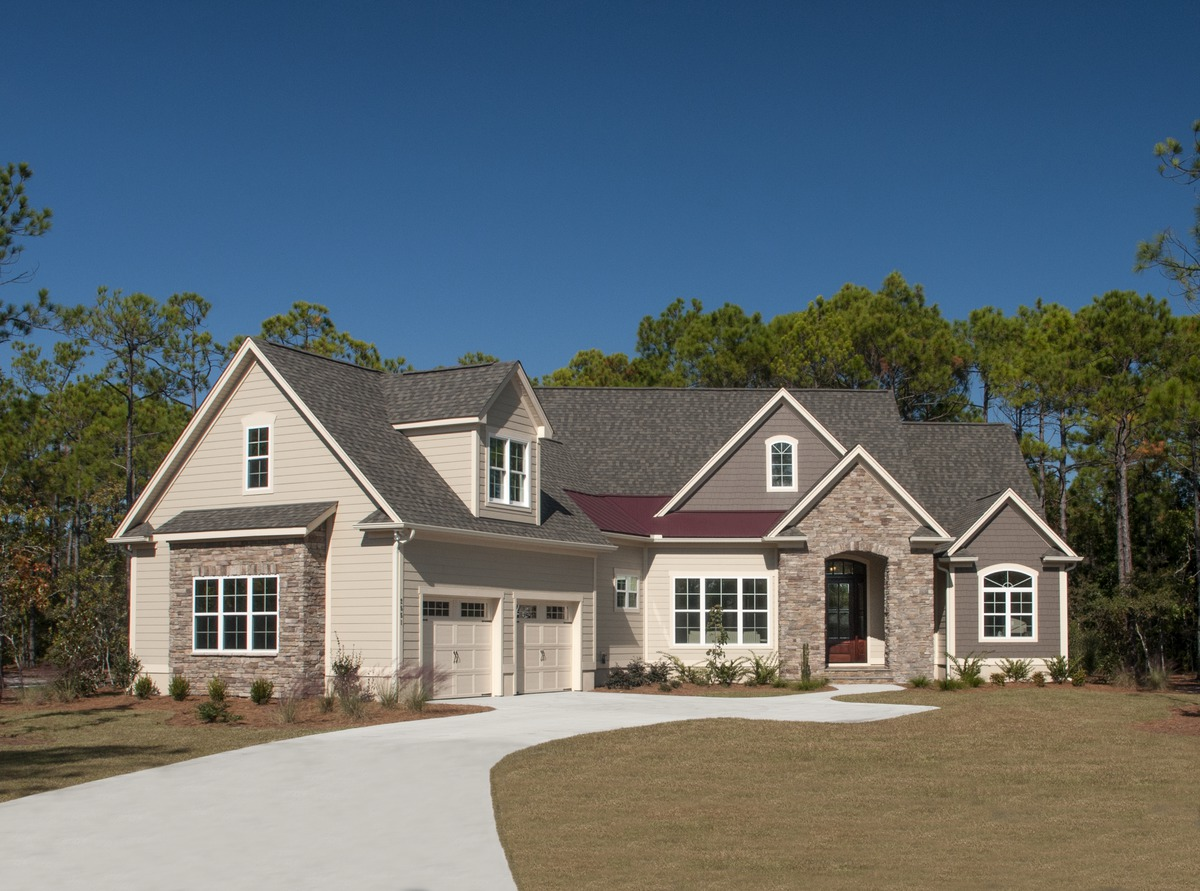 Craftsman Style Ranch Home Plans Donald A Gardner