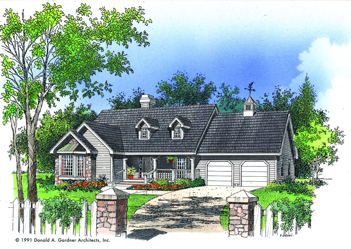 the thornberry ii house plan images see photos of don