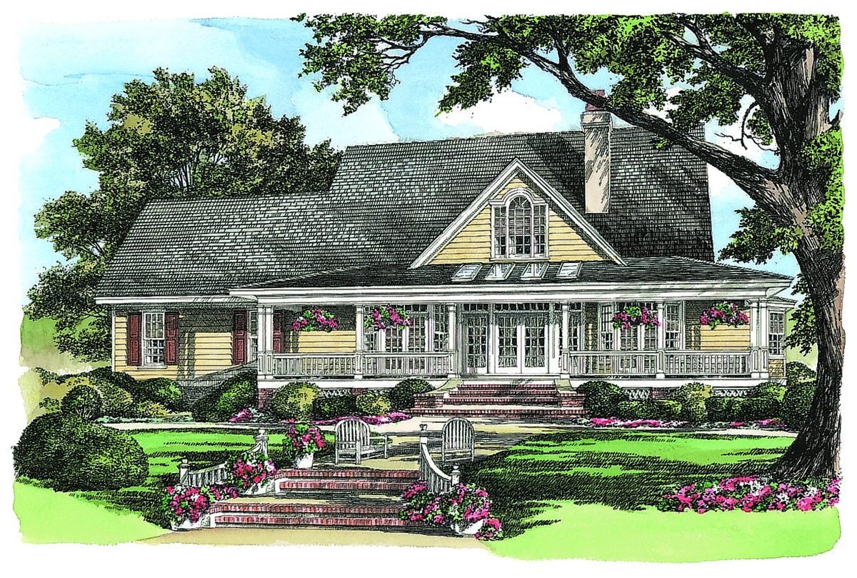 The dobbins house plan images see photos of don gardner for Dobbins homes floor plans