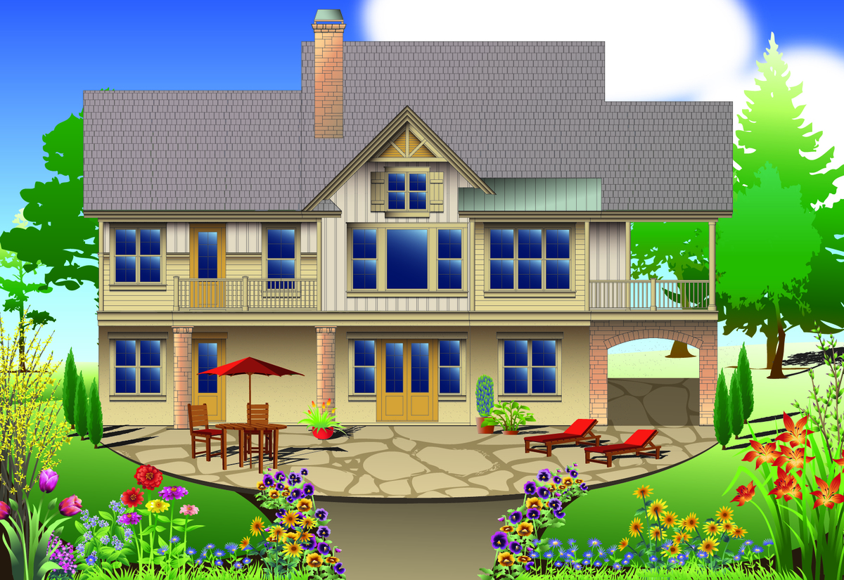 The Stone Ridge House Plan Images See Photos Of Don