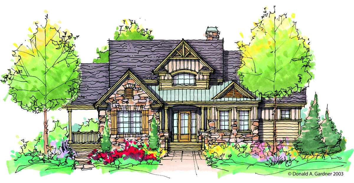 top selling house plans donald a gardner architects