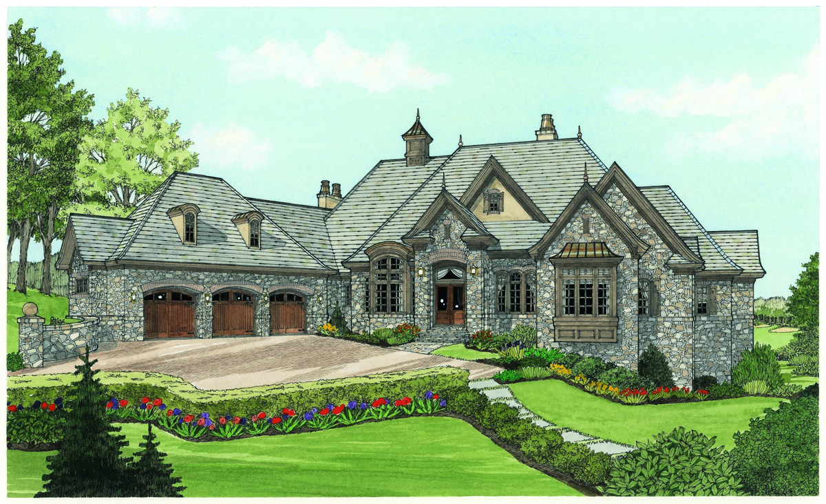 The Heatherstone House Plan Images See Photos Of Don