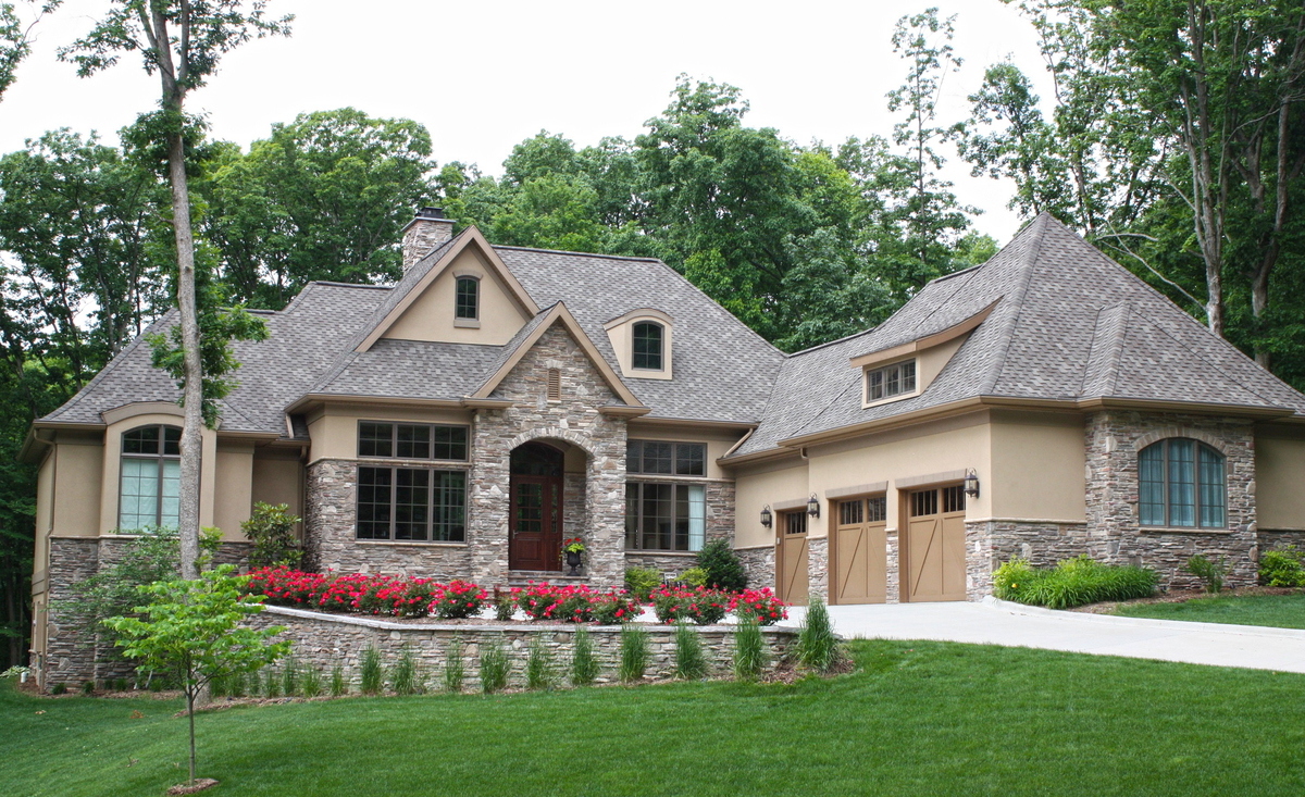 European Home the Hollowcrest Plan 5019
