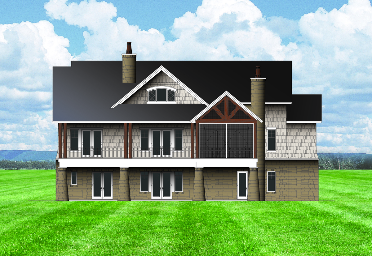 The Asiago Ridge House Plan Images See Photos Of Don