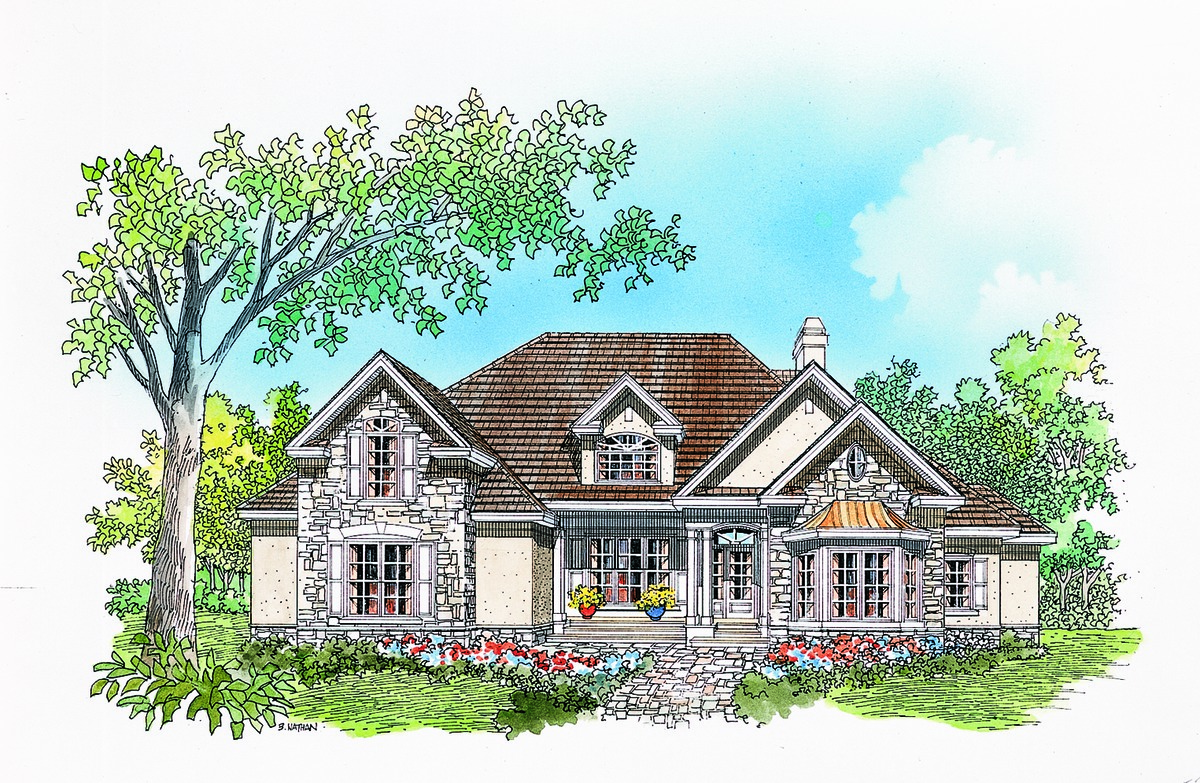 The lennox house plan details by donald a gardner architects for Gardner home plans