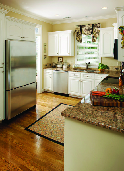 i need advice on redecorating my kitchen yahoo answers